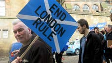 The September referendum on whether Scotland should remain part of the United Kingdom or become an independent nation generally pits a younger liberal population in favor of separation against older, more conservative Scots.