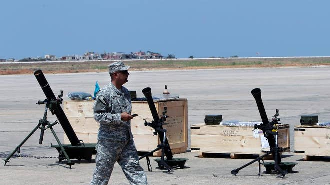 The United States has delivered its first emergency shipment of weapons to Lebanon, officials said Friday, to help bolster military forces as part of a broader regional response to combat the growing threat posed by Islamic extremists.