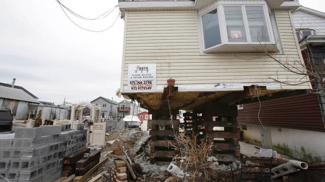 A New York City home repair program has been sprinting to meet a self-imposed deadline to signal a turnaround in Superstorm Sandy recovery.