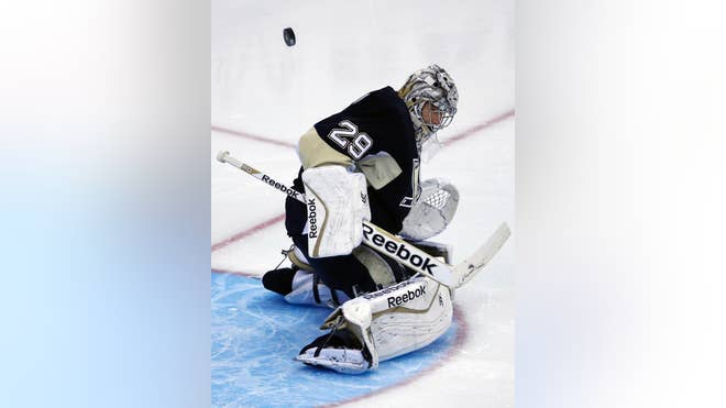 Of all the things that happened during a tumultuous offseason for the Pittsburgh Penguins, shoring up goaltender Marc-Andre Fleury for the long term was not one of them.