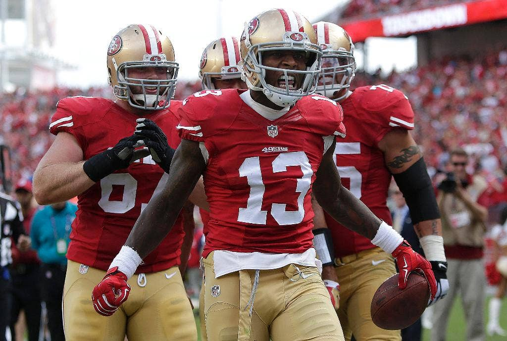 Frank Gore's Big Day Helps Lift 49ers To First Home Win, 26-21 Over Previously Unbeaten Eagles