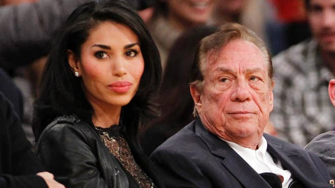 A judge reversed course Monday and dismissed a defamation lawsuit by Donald Sterling's mistress against the estranged wife of the former Los Angeles Clippers owner.