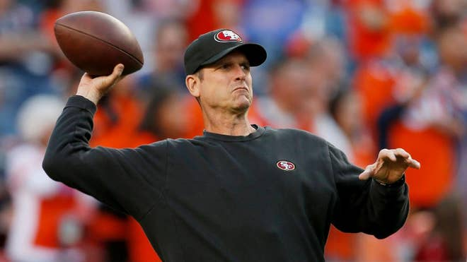 The way his big brother tells it, Jim Harbaugh never minded the regular moves every few years for his father's football coaching jobs because he needed a change in towns to find fresh surroundings and make new friends given how quickly he ran them off.