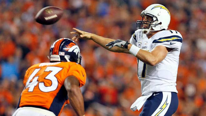 A scoreboard operator did what San Diego's defense simply couldn't mdash rattled Peyton Manning.