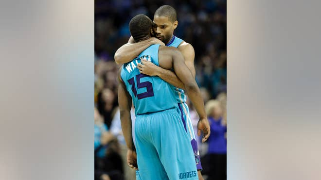 The Hornets announced they've signed Kemba Walker to a contract extension, giving the organization stability at point guard for the foreseeable future.