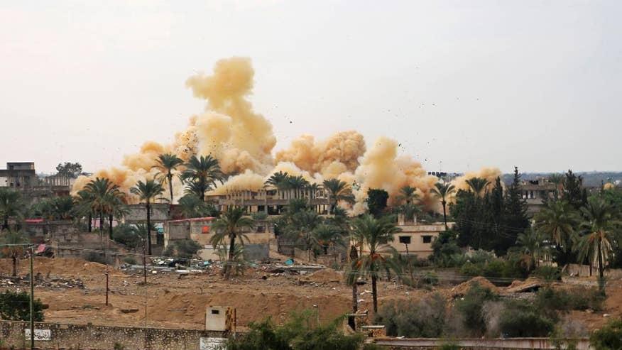 Mideast Palestinians Egypt Border Crackdown-1.jpg
