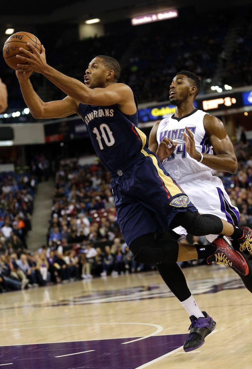 Anthony davis ryan anderson power new orleans pelicans for Anthony s italian cuisine sacramento