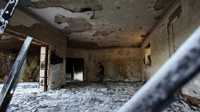 A two-year investigation by the Republican-controlled House Intelligence Committee has found that the CIA and the military acted properly in responding to the  attack on a U.S. diplomatic post in Benghazi, Libya.