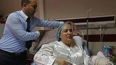 Afghan lawmaker Shukria Barakzai says the suicide bomber who plowed into her motorcade a week ago wanted to silence a voice on women's rights with a deafening blast.