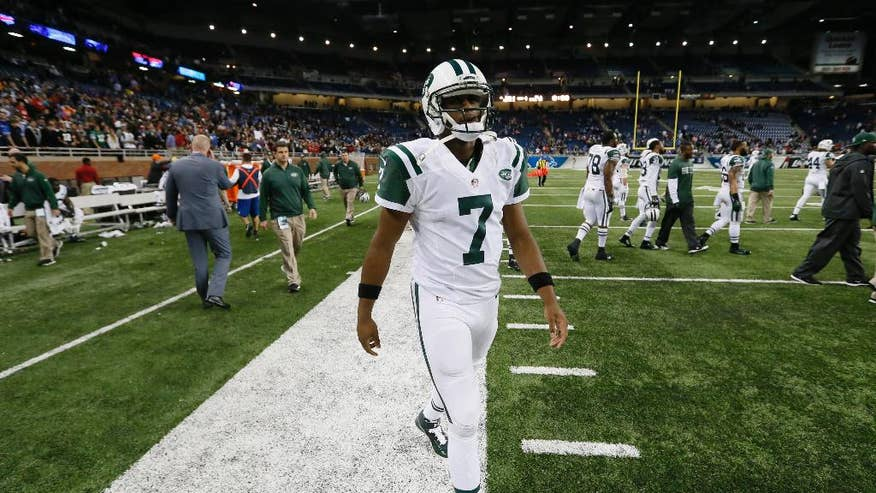 Geno Smith gets start over Michael Vick at QB for Jets ...