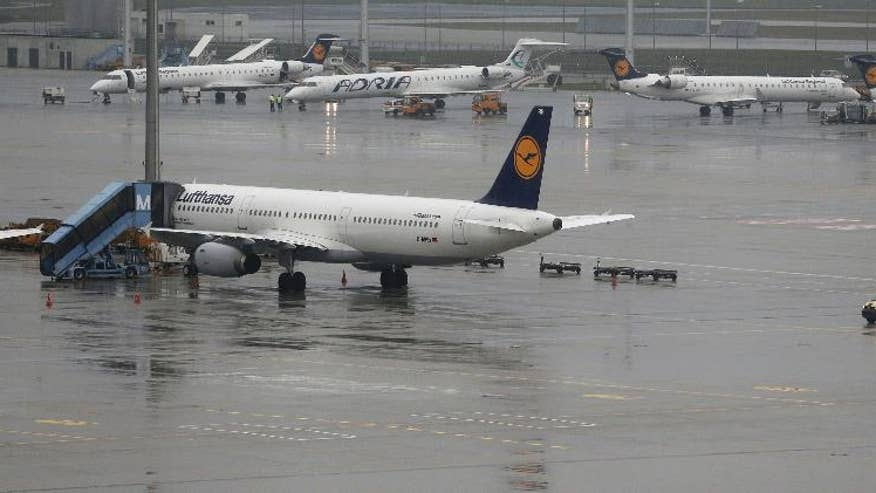 Germany 39 s lufthansa pilots extend strike to long haul for Lufthansa direct flights to germany