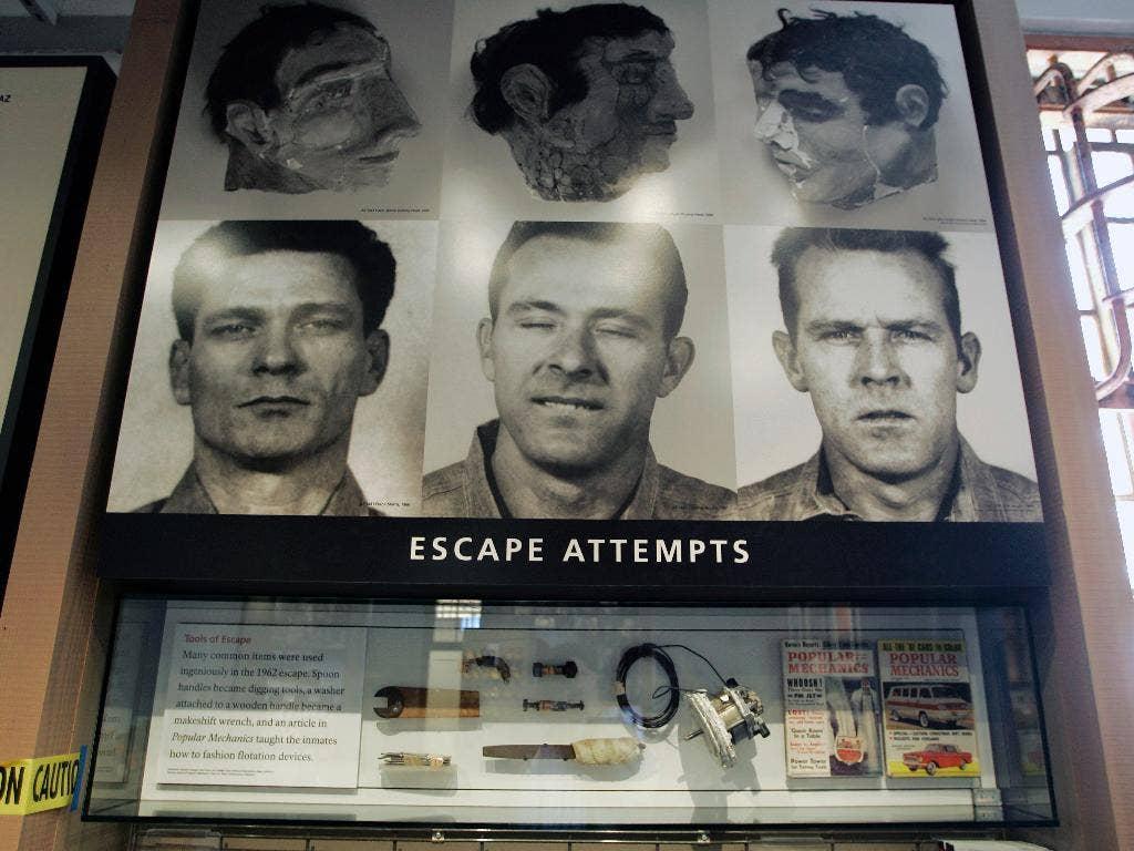Raft Escape From Alcatraz Who Escaped From Alcatraz