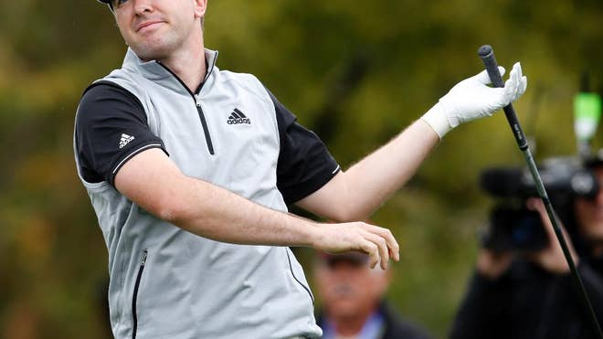 For all his birdies Saturday, two big pars kept Martin Laird in control at the Phoenix Open.