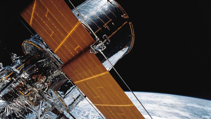 Hubble Space Telescope marks 25th anniversary in orbit this week