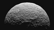 NASA said Friday observations of a dwarf planet have been delayed slightly after a communication glitch.