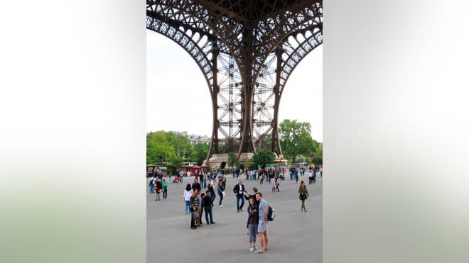 The Eiffel Tower closed to the public for most of the day Friday as workers protested a rise in aggressive pickpockets around the Paris landmark that attracts thousands of visitors daily.  ...