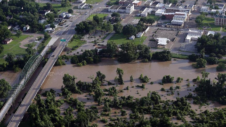 And San Jacinto Rivers