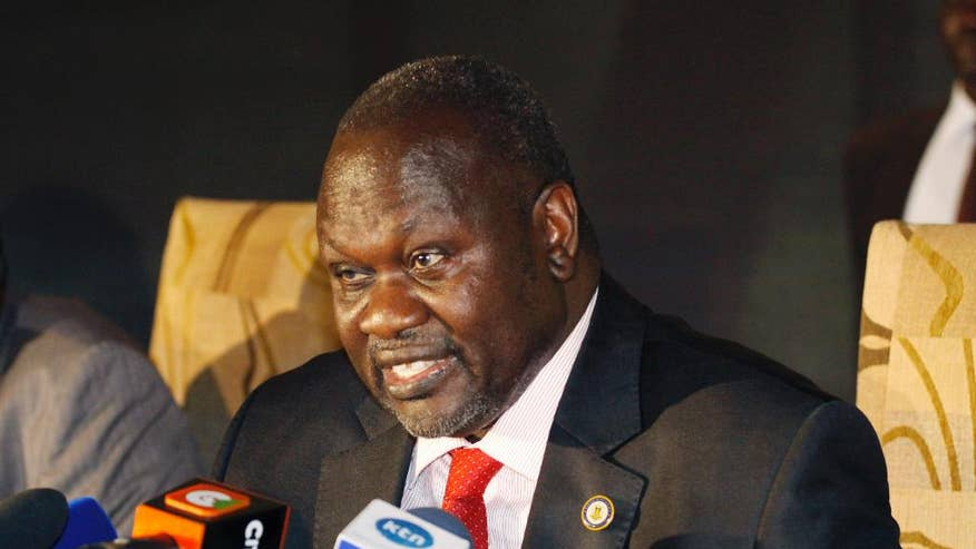 South Sudan Armed Opposition Welcomes Publication of AU Report