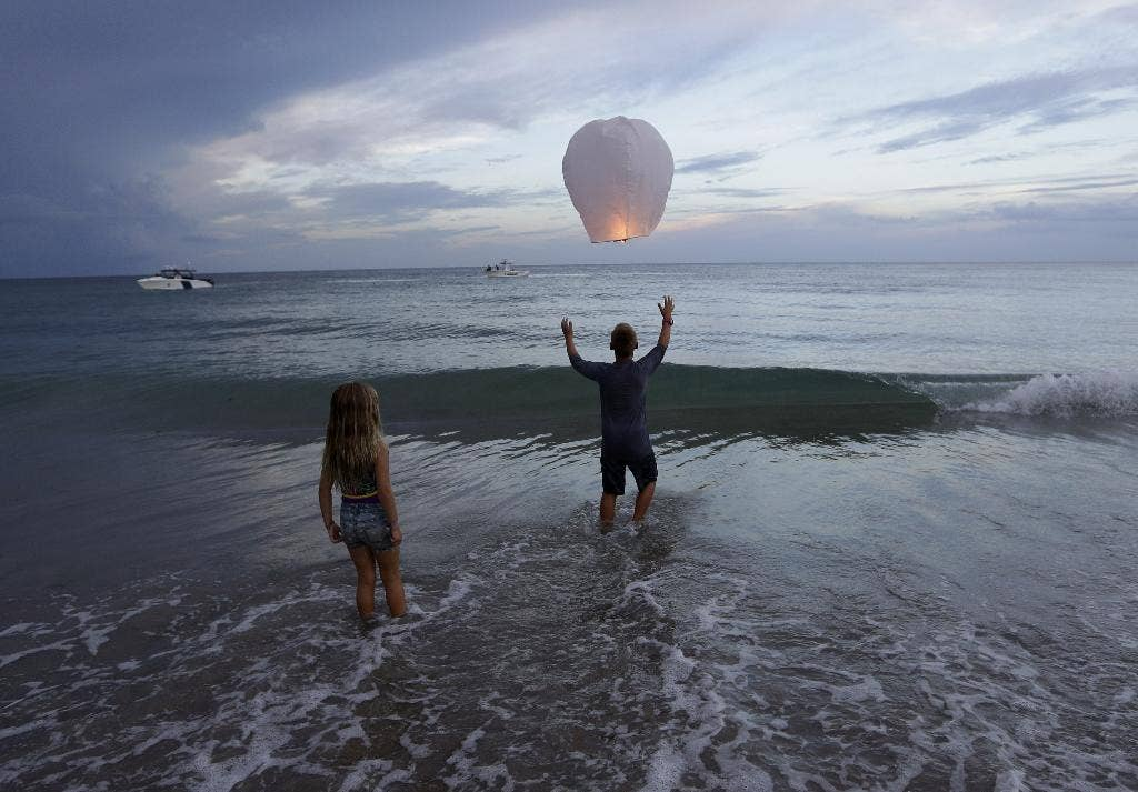 Search for missing Florida teens expands to South Carolina coast