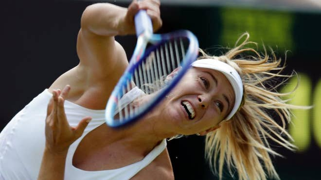 Maria Sharapova is bringing top-level tennis back to the Los Angeles area.