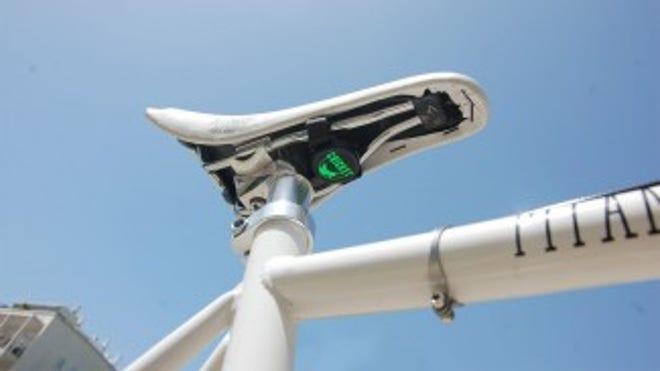 Cricket – Bluetooth bike alarm system