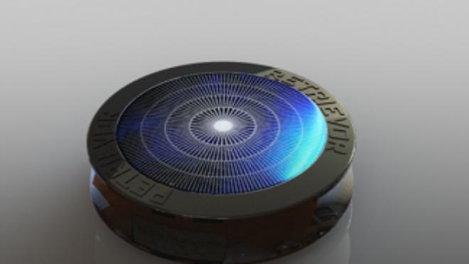 Retrievor – Solar-powered GPS tracker