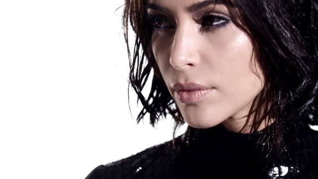 Kim Kardashian stars in bizarre new energy drink short film