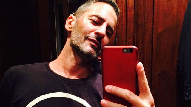Marc Jacobs accidentally posts nude photo on Instagram?