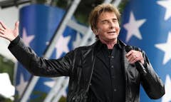 Barry Manilow was rushed to a Los Angeles-area hospital on Thursday following a performance in Memphis, Tennessee, due to complications from emergency oral surgery.