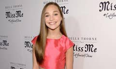 Maddie Ziegler is saying goodbye to the Abby Lee Dance Company -- but all for good reason!The -year-old dancer and her mother, Melissa Gisoni, will not be returning to Dance Moms after season six, a source tells ET.