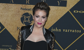 Alyssa Milano says she feels  percent more confident at this point in her life than any time before.Milano is back on TV, hosting the new season of Project Runway: All Stars, and the actress and mother of two opened up to ET about dressing for her body and what makes her feel fulfilled in life.I