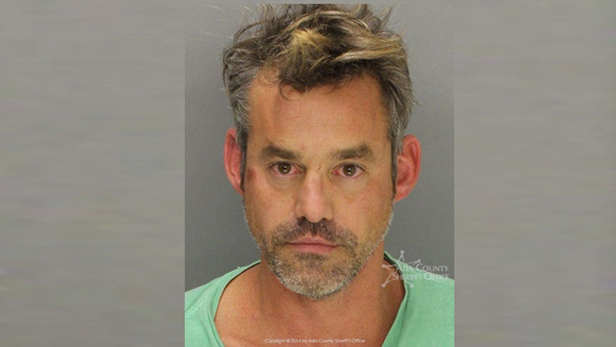 'Buffy' star Nicolas Brendon arrested after hotel disturbance