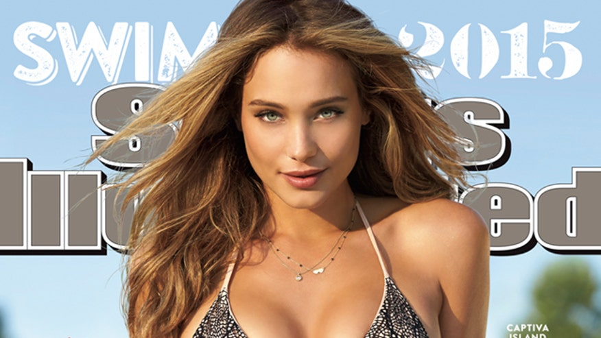 Hannah Davis Lands Sports Illustrated Swimsuit Issue Cover