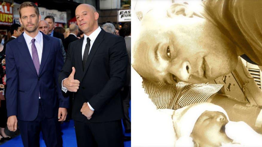 Vin Diesel names his d...