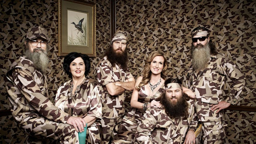 'Duck Dynasty' family album