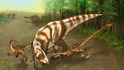 While pursing his Ph.D. at the University of Pennsylvania, Steven Jasinski fulfilled a childhood dream: he discovered a brand new dinosaur.