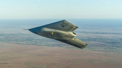 A prototype of a top-secret, unmanned British warplane, called Taranis, recently completed a second set of classified flight trials at an undisclosed location, according to the drone's builders