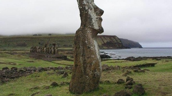 Rats! Diet of Easter islanders revealed