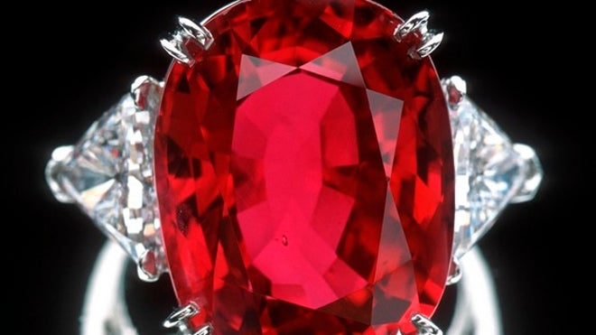 Ruby, jade shine light on Earth's history
