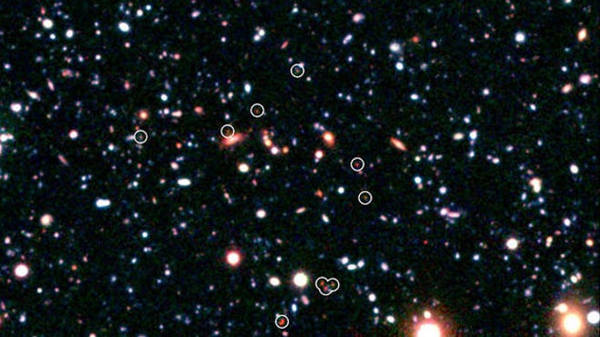 distant-galaxies
