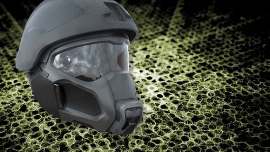 Army developing air-conditioned helmet for soldiers