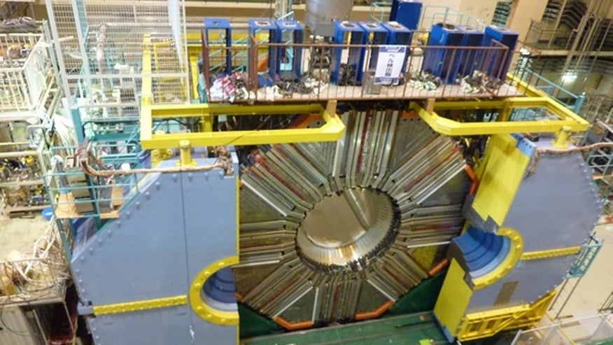 New particle detector could reveal universe's missing antimatter