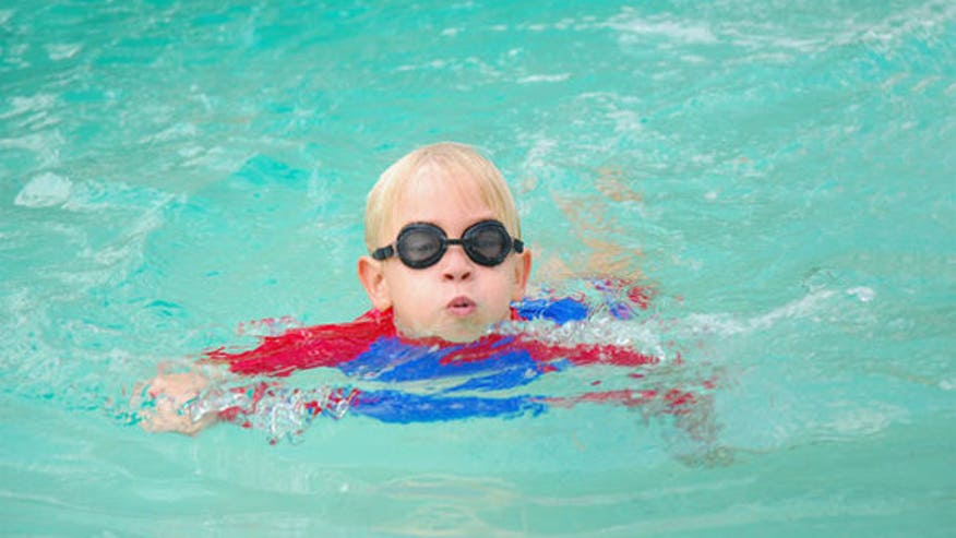 Majority of pools are contaminated by poop cdc says fox news for What causes ear infections from swimming pools