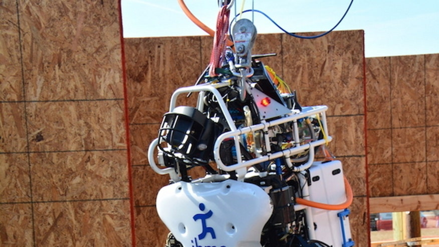 Robot Showdown: Droids to Face Off in DARPA Robotics Challenge