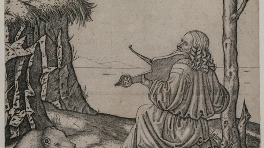 leonardo-playing-instrument