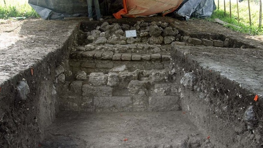 Early urban planning: Ancient Mayan city built on grid