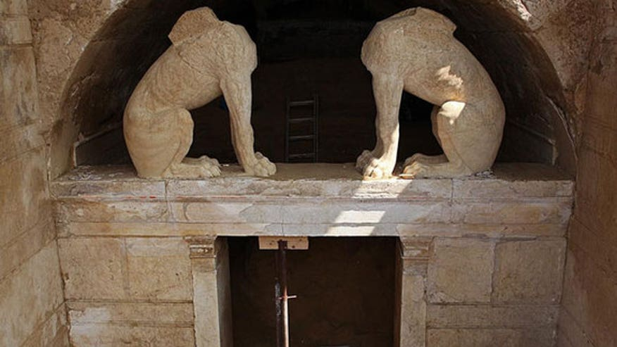 Alexander the Great-era tomb will soon reveal its secrets