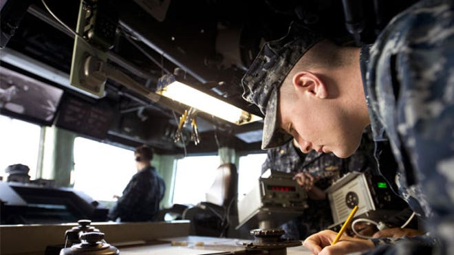 The DoD and the Secretary of the Navy have approved a special provision granting hardship duty pay to sailors and marines who are deployed beyond  consecutive days.