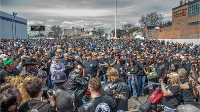 An annual biker ride to raise money for wounded veterans has hit a bump on the road toward its  event after Facebook ndash which has been the primary means of publicizing the ride since  ndash altered the charity page without warning.