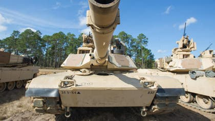 The Army lost again in the annual debate with Congress on building more tanks.